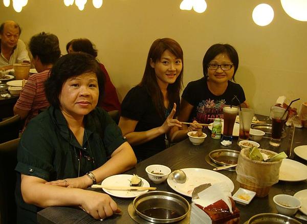 媽媽、同學和我.JPG