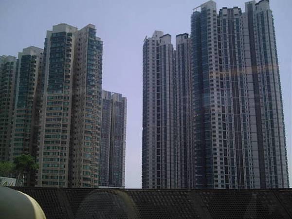 香港的高高樓2