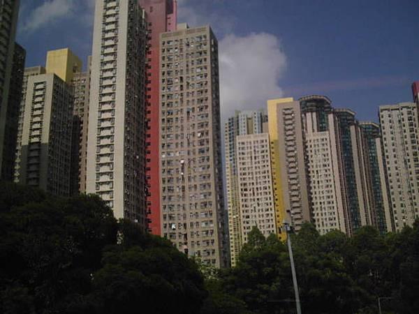 香港的高高樓5