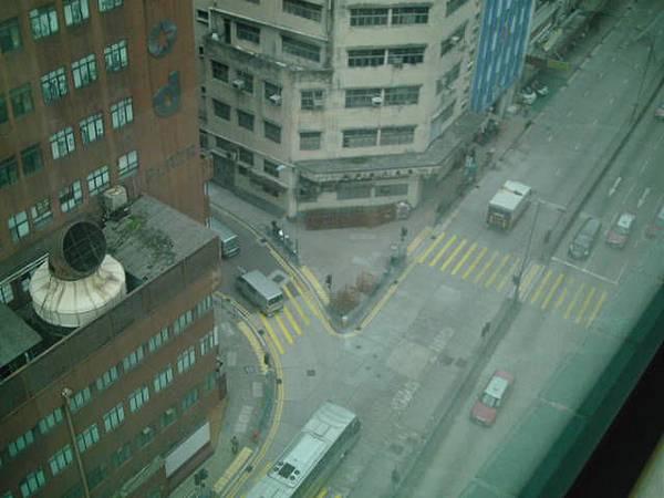 飯店外的風景2