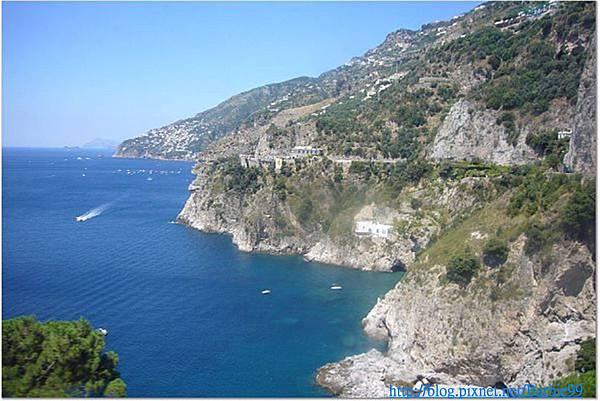 艾瑪爾菲到Positano