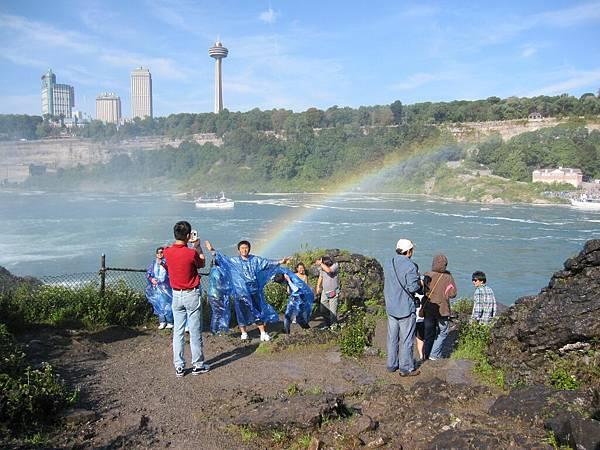 真的是到處都是彩虹耶太漂亮了