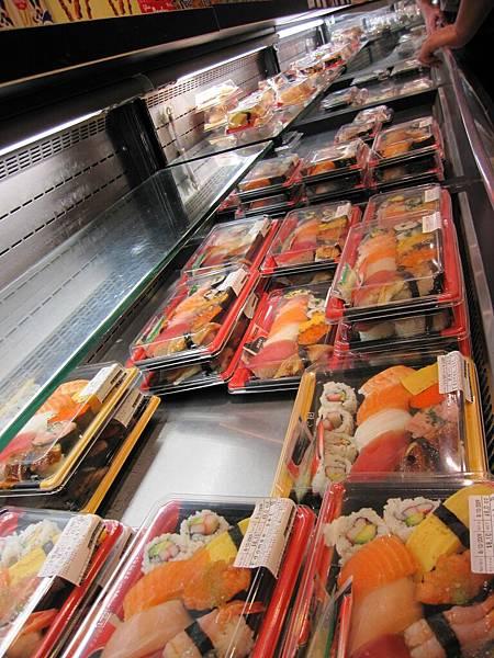 吃日本料理