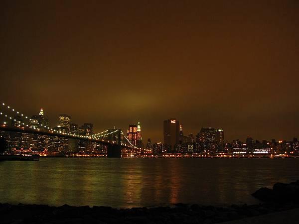 有夠浪漫的夜景 我離開的最後一天也有來