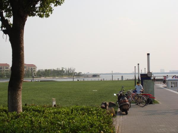蘇州金雞湖.JPG