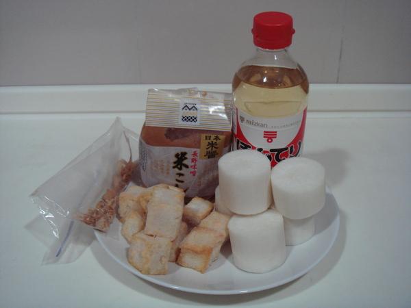 白玉味噌湯
