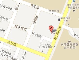 新一中店google地圖