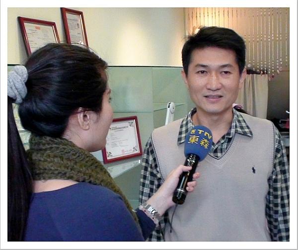 東森記者採訪林總關於芭蕊速顏館創立沿革.JPG