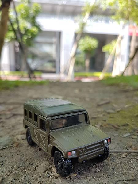 每日一車 TOMICA No.96 2018 JSDF HMV