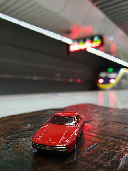 20190619_081438 每日一車 Porsche 928 TOMICA No.F53