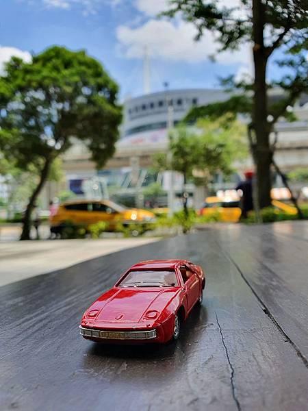 每日一車 Porsche 928 TOMICA No.F53