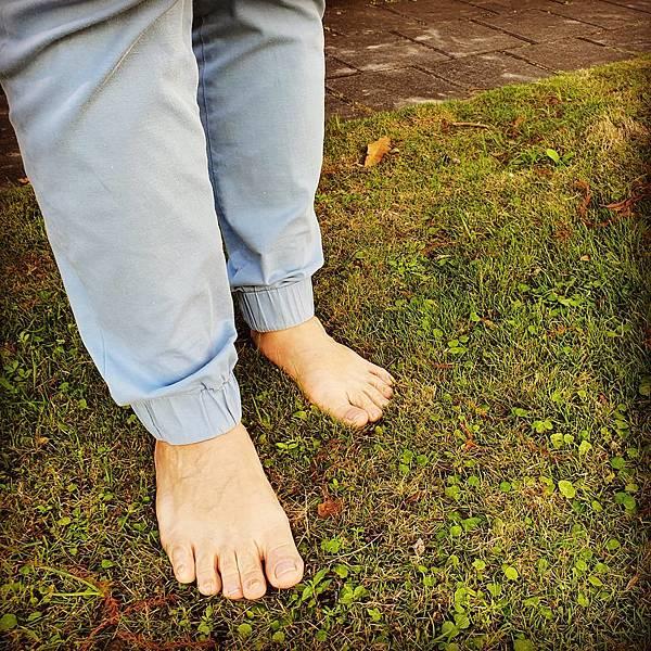 赤腳生活 遠離疾病