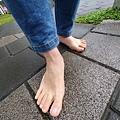 赤腳生活 體耐受度增強