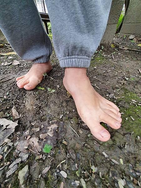 赤腳生活愛地球