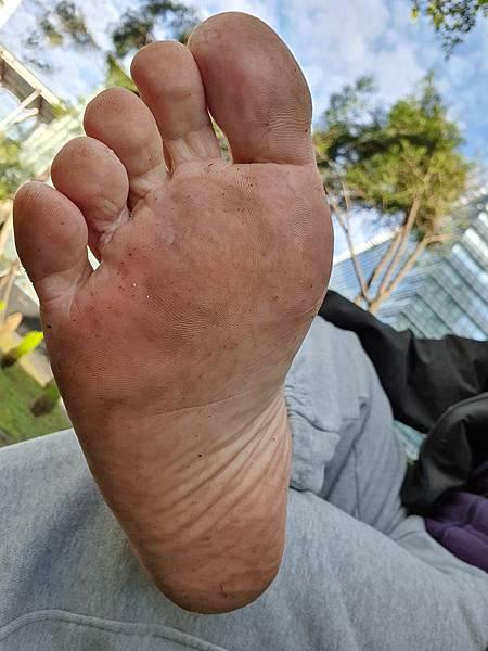 赤腳生活 享受知足常樂 天天開心快樂