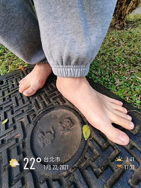 赤腳生活 增強身體抵抗力