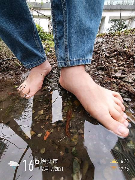赤腳生活 把赤腳當成一種運動