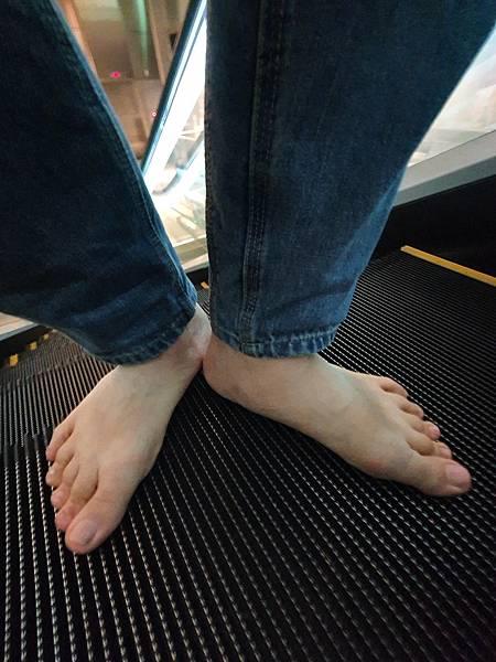 赤腳生活 赤腳走路 用心去感覺
