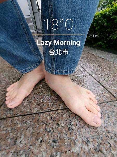 早晨赤腳走路 頭腦清醒舒暢