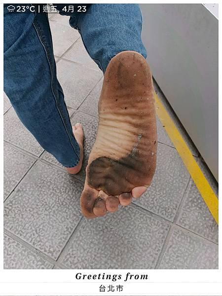 赤腳生活 黑腳板乾淨又健康