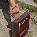 赤腳爬山是鍛鍊赤腳能力的最好方法