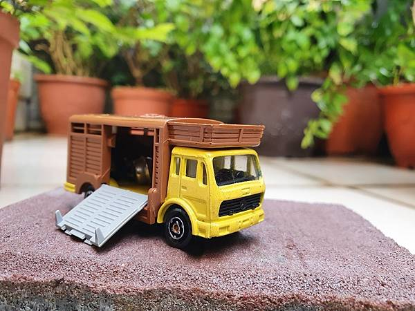 1980年代法國 Majorette 小汽車, Mercedes 卡車, Made in France