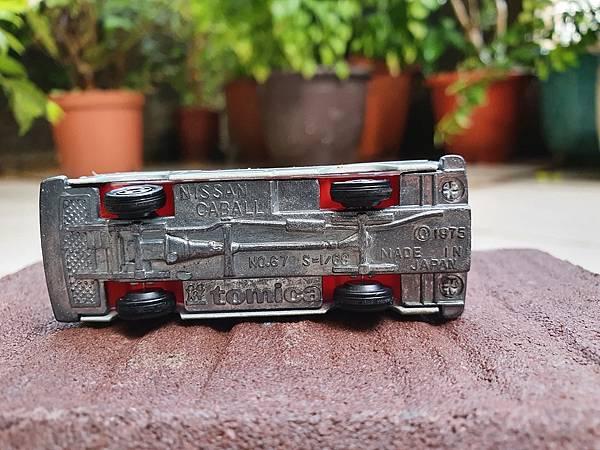 日本製 Tomica小汽車, Nissan Caball, Made in Japan