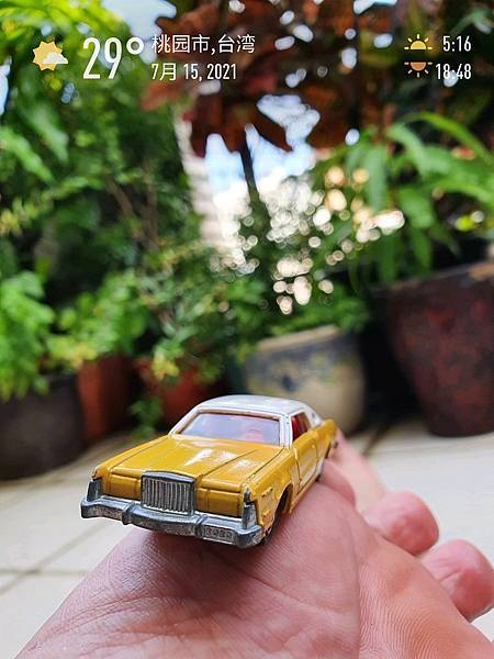 日本製 Tomica小汽車, Ford Continental Mark IV, Made in Japan