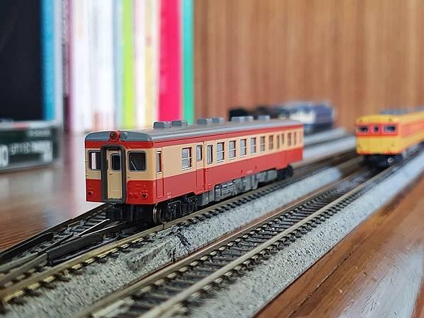 N規鐵道模型:キハ52, KIHA52, 基哈52