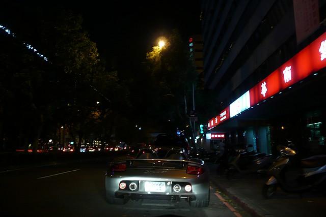 orsche Carrera GT 台北市試1091