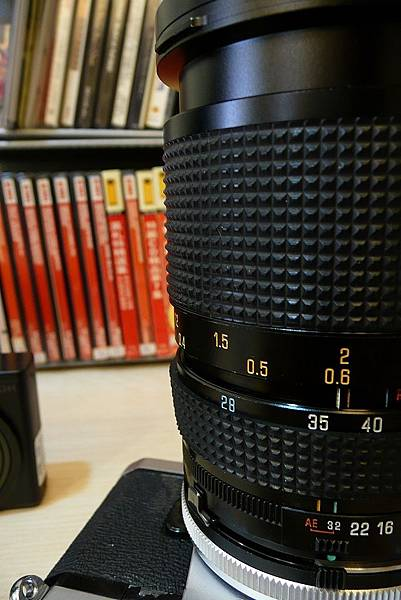 Tamron SP 28-80mm 1:3.5-4.2 for Canon FD