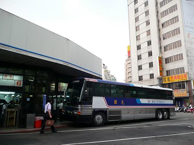 國光巴士MCI96A3