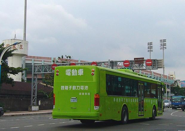 寶捷電動車