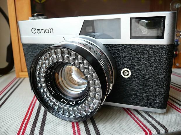 Canon Canonet