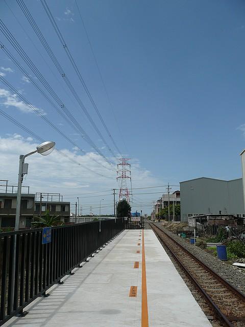 桃林鐵路海湖站