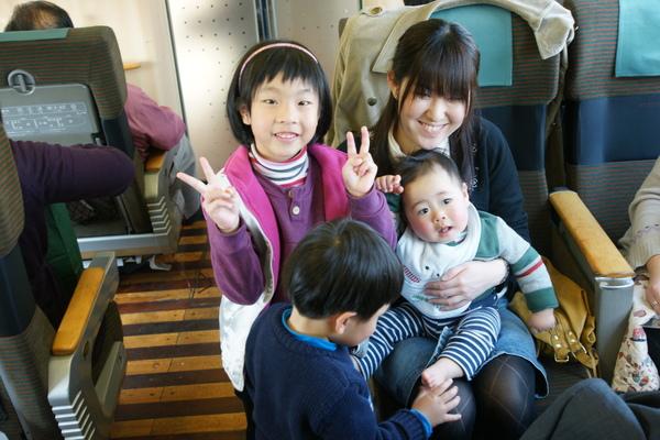 日本人一家