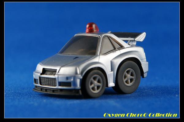 R34型スカイラインGT-Rパトロールカー