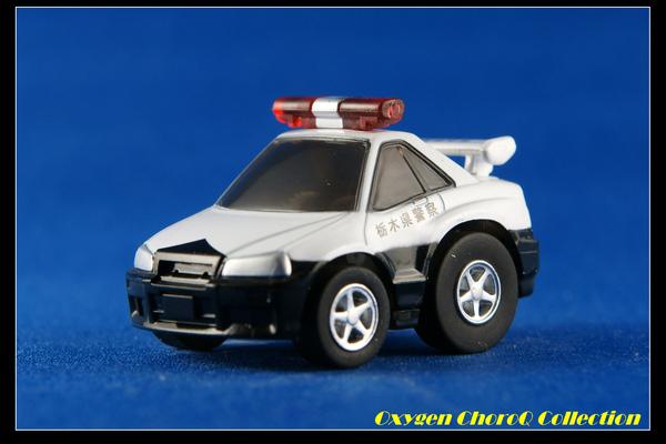 ER34型栃木県警