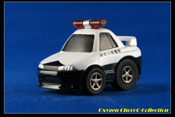R32型GT-R・神奈川県警