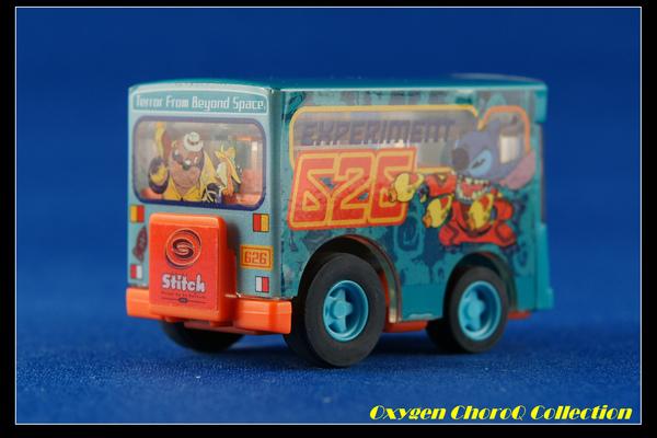 リロ&スティッチバス