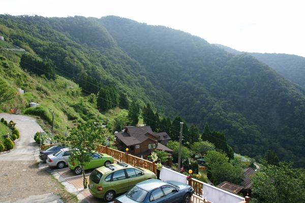 嶺鎮景觀渡假木屋