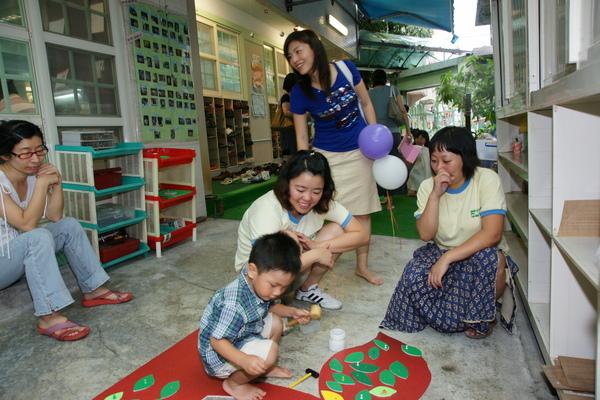 成長幼兒園