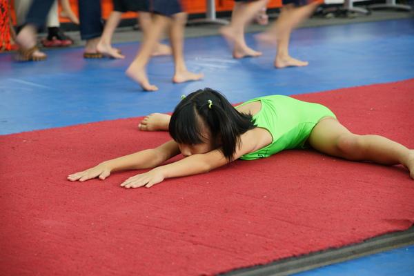 兒童體操標賽