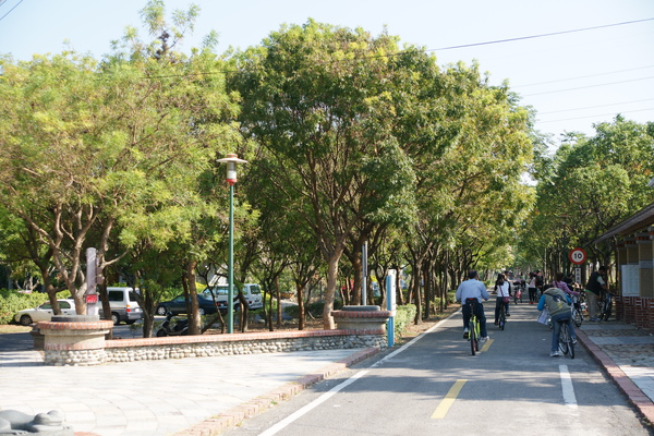 東豐自行車綠廊