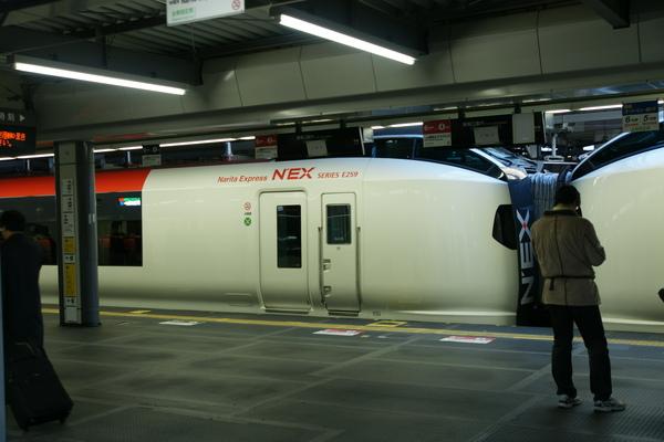 E259系電車