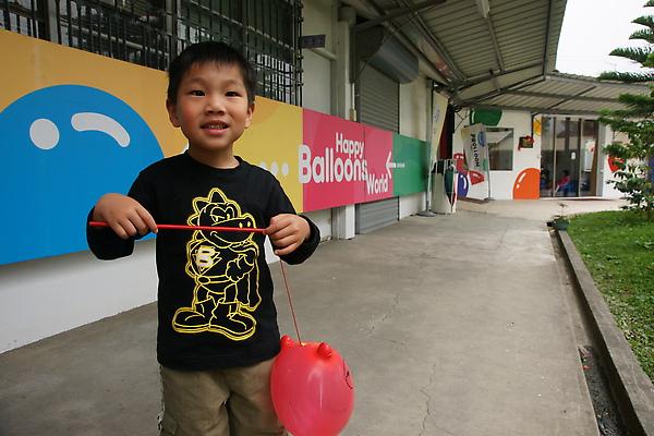 大倫氣球工廠