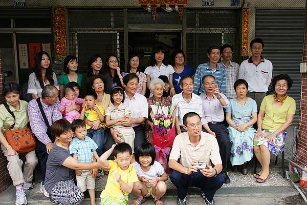 台南祝壽之旅