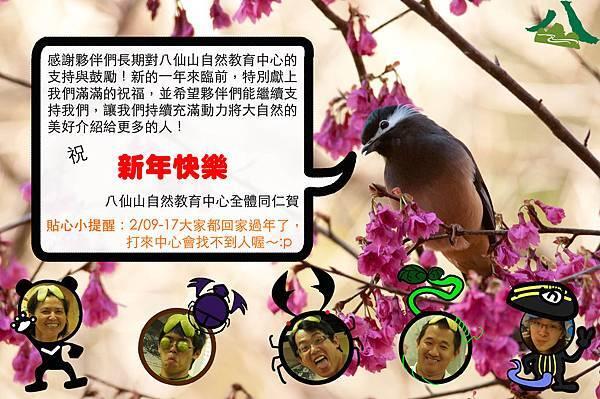 2013 賀年卡(含文字)