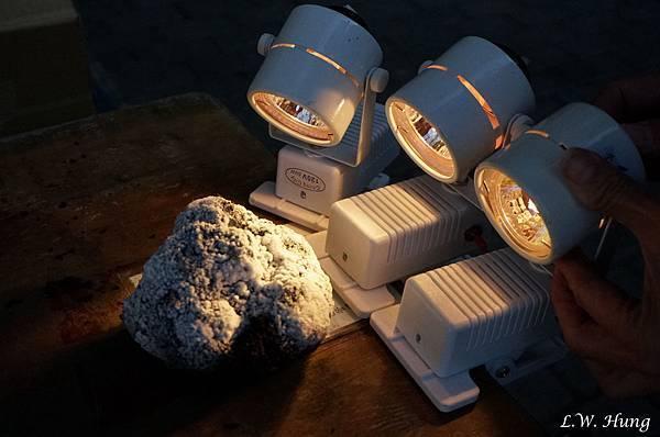 八仙山天文冬令營_手作彗星與觀察