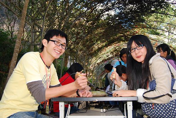 20101219_耶誕木工_小毛 (1)_調整大小.JPG